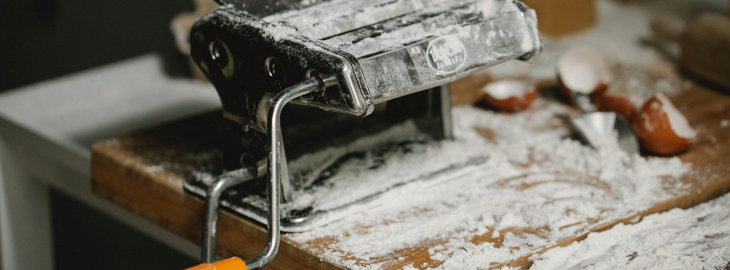 machine à pâte fraîche