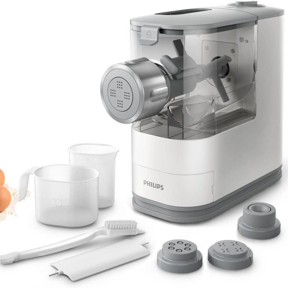 machine à pâte électronique et ses divers accessoires