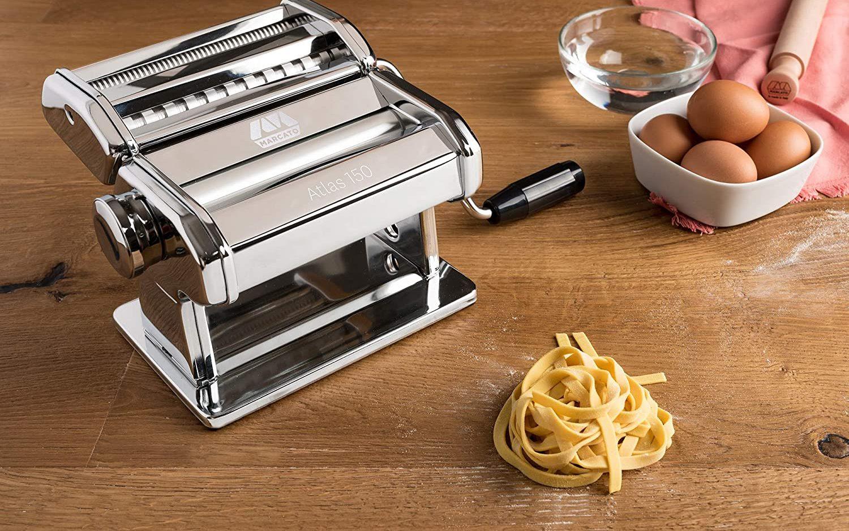 illustration d'une machine à pâte marcato