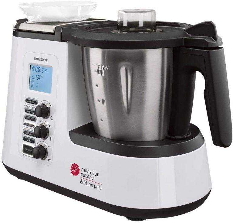 machine de cuisine Silvescrest
