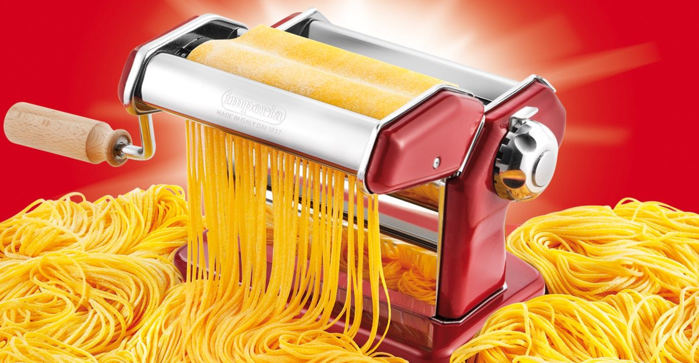 Imperia machine à pâte