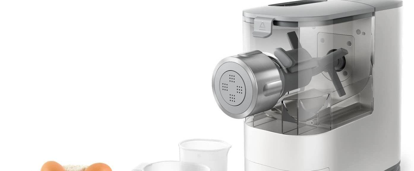 modèle de machine à pâte automatique